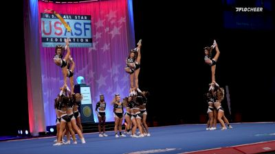 Remember Who You Are: Cheer Extreme SSX