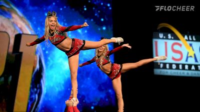 FAME All Stars Vengeance Brought Their Coaches To Tears In Semis
