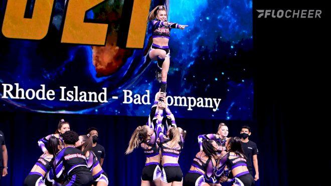 Photo Album: L6 Sr. XSmall Coed, Semi-Finals | The Cheerleading Worlds 2021