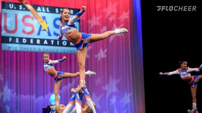 10 Most-Watched Routines From The Cheerleading Worlds 2021