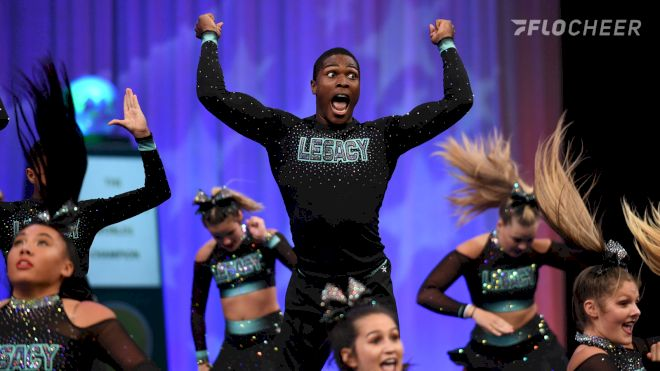 Photo Album: L6 Int. Open Large Coed, Finals | The Cheerleading Worlds 2021