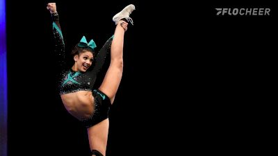 No Greater Feeling Ever: Cheer Extreme Senior Elite Hits In Finals