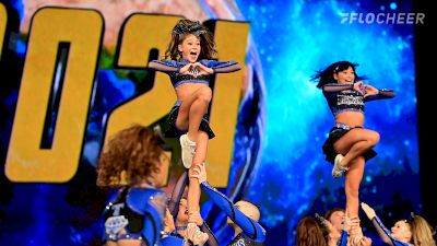 Twist & Shout Tulsa Took Over The Arena At The Cheerleading Worlds 2021