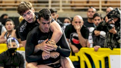 IBJJF No-Gi Pans is STACKED With Talent