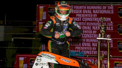 Bacon Leads USAC Sprint Car Points While Also Promoting Races
