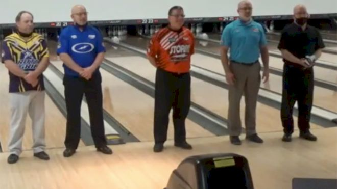 Final Five Set For Tonight's Unique PBA50 Bud Moore Classic Finals