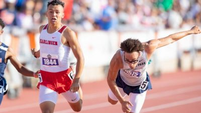 Four High Schoolers Run Under 21.0 200m Wind Legal
