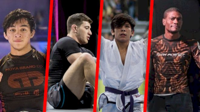 The Featherweight Division At No-Gi Pans Is Full Of Wild Cards