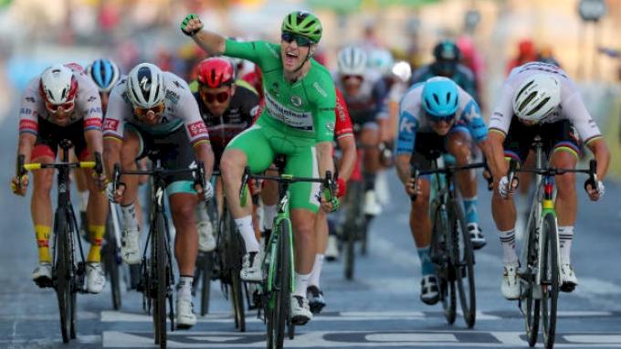 picture of 2021 Tour de France Highlights