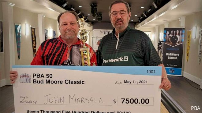 John Marsala Claims Second PBA50 Tour Title