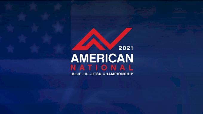 picture of 2021 American National IBJJF Jiu-Jitsu Championship