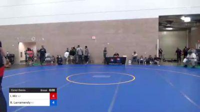 72 kg Consolation - Jennifer Tongi, Wa vs Latifah McBryde, Ny