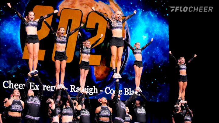Hitting As A Family: Cheer Extreme Code Black