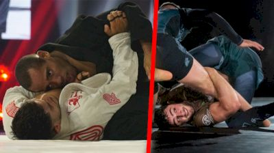 How Does Johnatha Fare In Return To No-Gi Against No-Gi Specialist Taza | WNO Podcast Clip