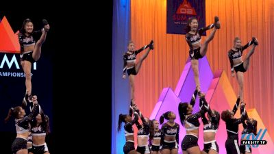 Fighting For A Spot In Finals: All 4 Cheer 5 Alarm
