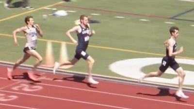 Sean Dolan Runs Fastest 800m Qualifier At Big EAST Championships