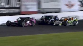 Highlights: Open Modified 81 At Stafford Speedway