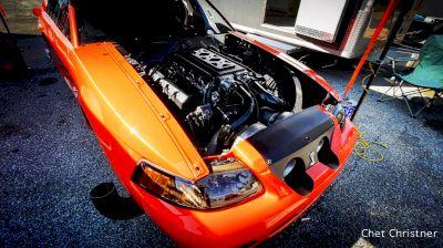 That Thing Got a Hemi? Jim Bersani's Mustang Does!