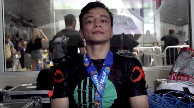 Paulo Miyao Grateful For No-Gi Pans Gold After Tough 2020