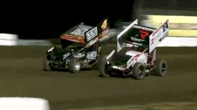Highlights | All Star Sprints at The Dirt Oval at Route 66