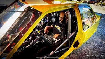 'Racer X', Rafael Estevez Is Still Seeking Speed at Hail Mary