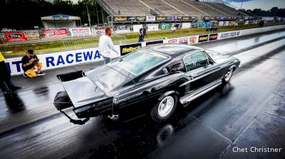 Steve Willingham's '67 Mustang Broke Some Hearts at Hail Mary