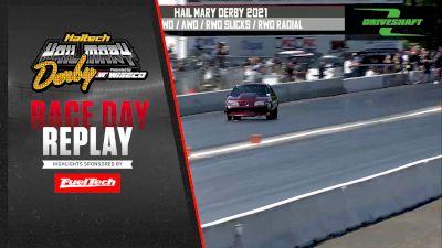 Mustang Runs 7.750 at 177.58 mph at the Hail Mary Derby