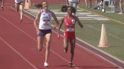 800m And 400m Champs Fight For 4x4 Title On Anchor Leg