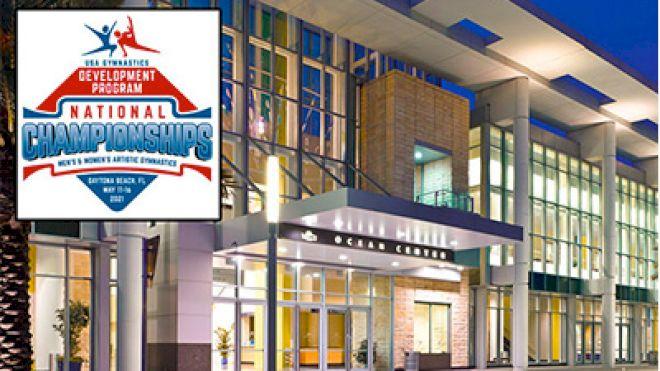 Recap: 2021 USAG Men's Development Program National Championships