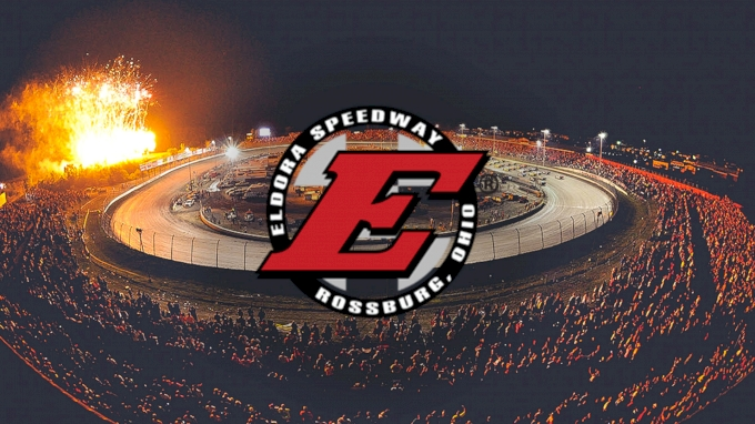 picture of 2021 Family Fireworks Night #1 at Eldora Speedway