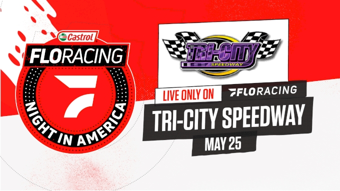 picture of 2021 Castrol FloRacing Night in America at Tri-City Speedway