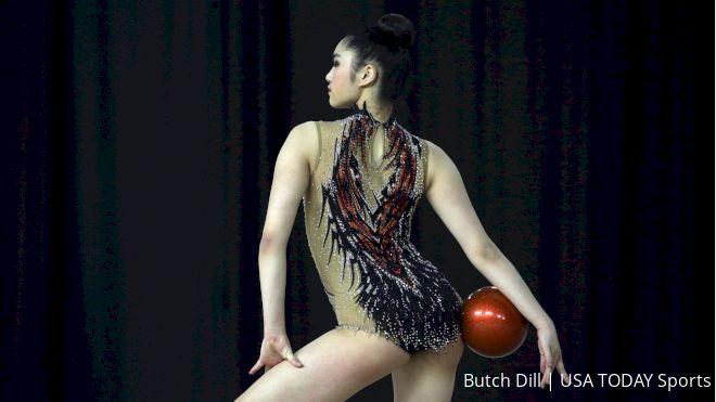 2021 Rhythmic Elite Qualifier Photo Gallery
