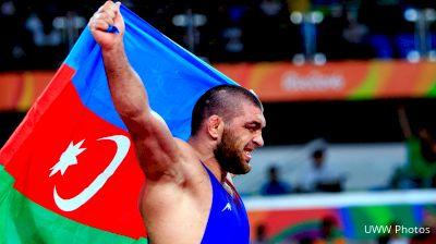97kg Is Not Just Snyder and Sadulaev, Sharif Sharifov Is Major Threat