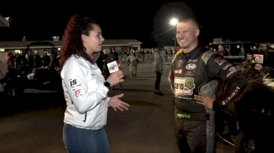 Hear From Ryan Preece After 2nd Place Finish In Stafford's Open Mod 81
