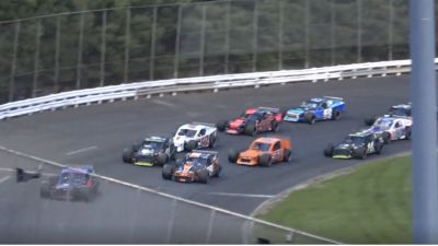 Stafford Motor Speedway Close Calls And Saves 5/14/21