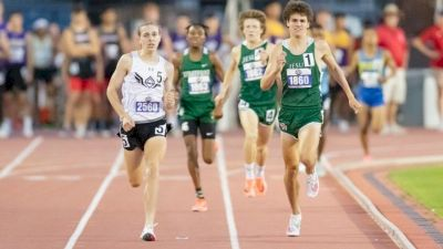 Homestretch Kick For Texas 1600m State Title