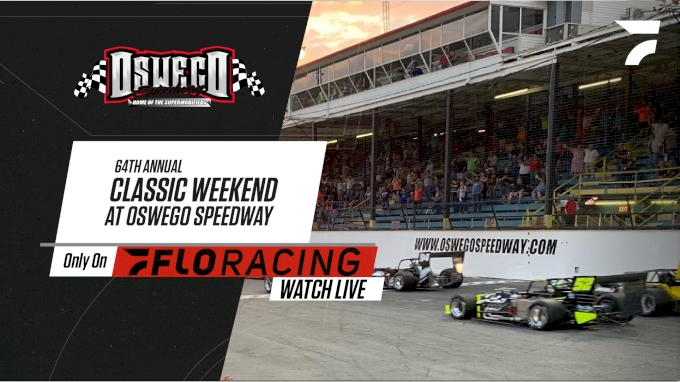 picture of 2021 64th Annual Classic Weekend at Oswego Speedway
