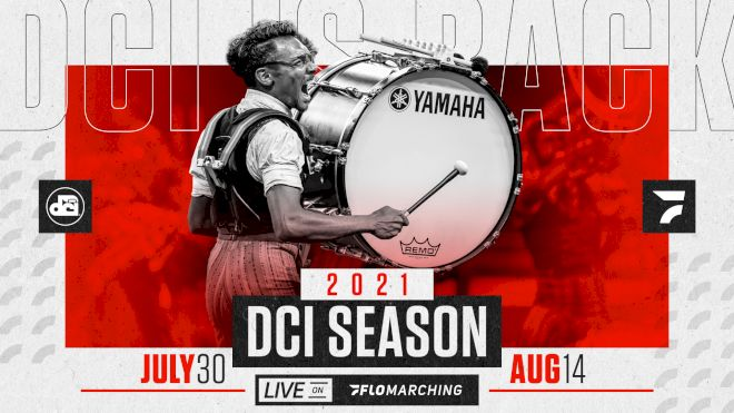 2021 DCI Streaming Schedule On FloMarching