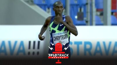 Does Joshua Cheptegei Have Beef With The 3k World Record?