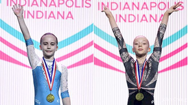 Claire Pease, Kieryn Finnell Take AA Titles At 2021 GK Hopes Championships
