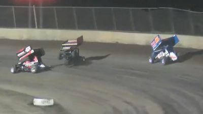Highlights | Lucas Oil ASCS at Tri-City Speedway