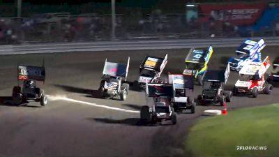 Highlights | All Star Sprints Saturday at Gas City
