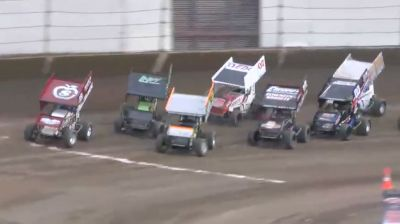 Danny Dietrich Penalized For Jumped Start at Kokomo