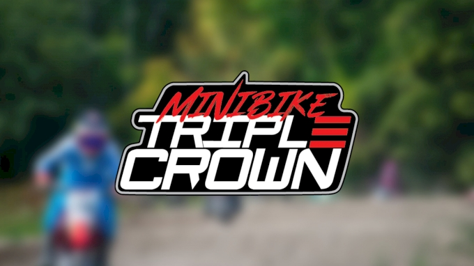 picture of MiniBike Triple Crown 2021