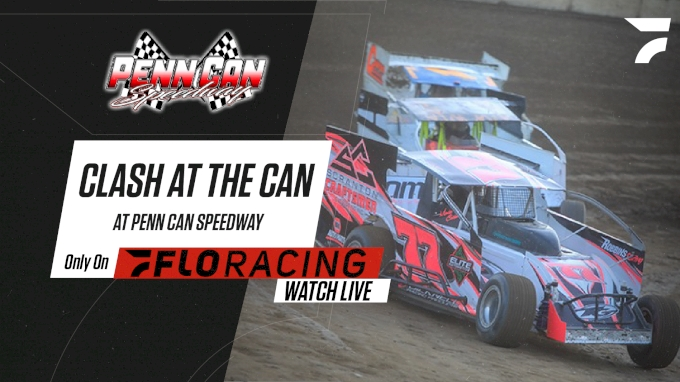 picture of 2021 Clash at the Can at Penn Can Speedway
