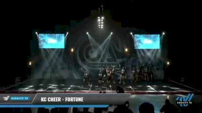 KC Cheer - FORTUNE [2021 L4 Senior - Small - B Day 2] 2021 COA: Midwest National Championship