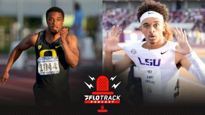 Who Will Run The Fastest 100m At NCAA Regionals?