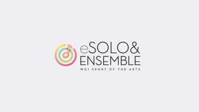Watch Guide: 2021 WGI eSolo Virtual Events