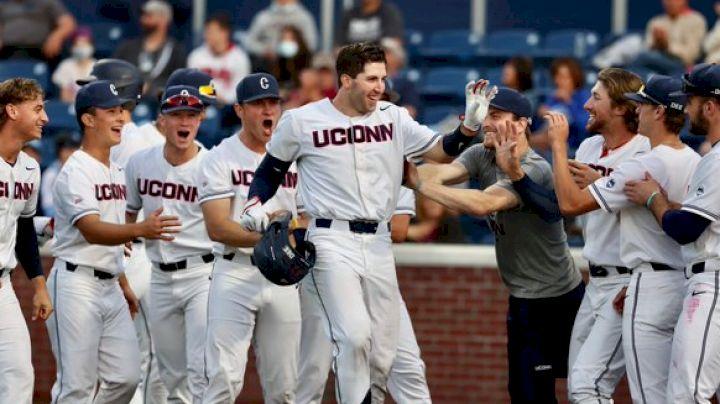 UConn Baseball Looking To Prove Itself