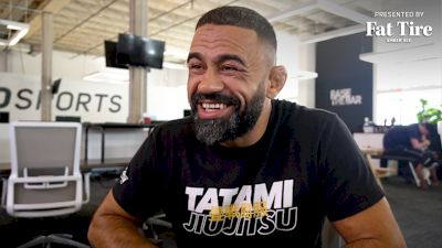 Vagner Rocha Has His Target Fixed On The 88 kg Dvision